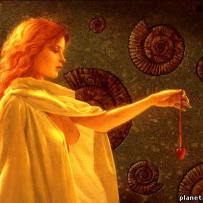 Ритуал гадания с маятником