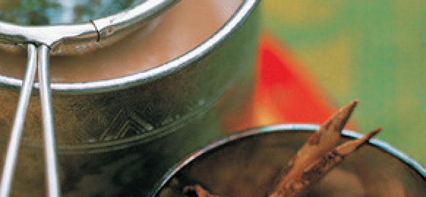 Как раз для холодов — согревающий индийский пряный чай