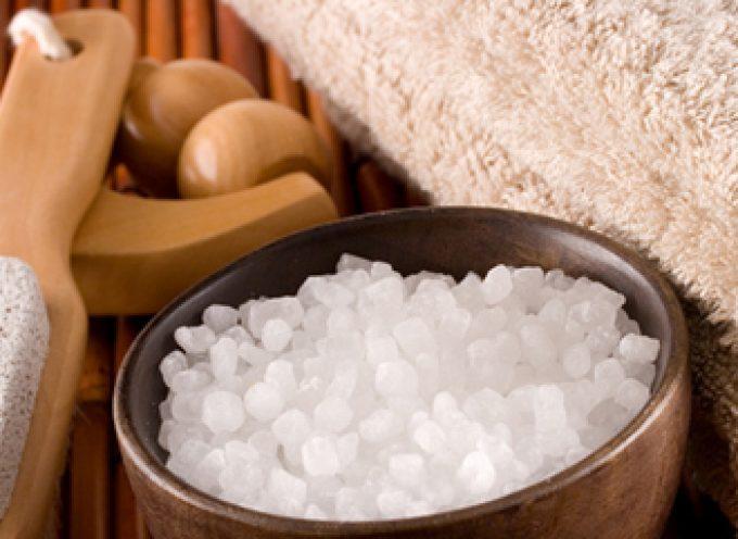 Очищение человека от сглаза и порчи водой и солью
