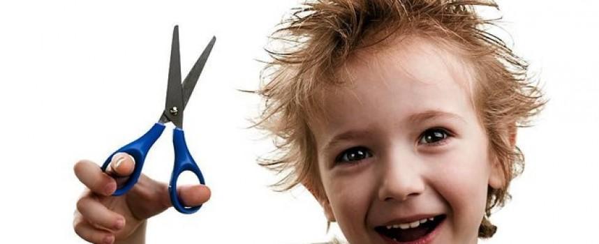 Ритуал с состриженными волосами ребёнка