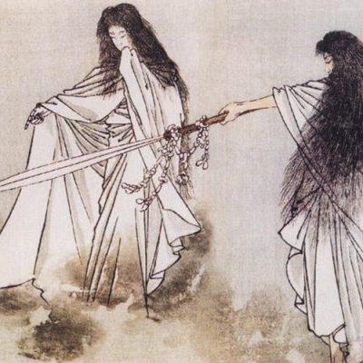 Идзанаги и Идзанами