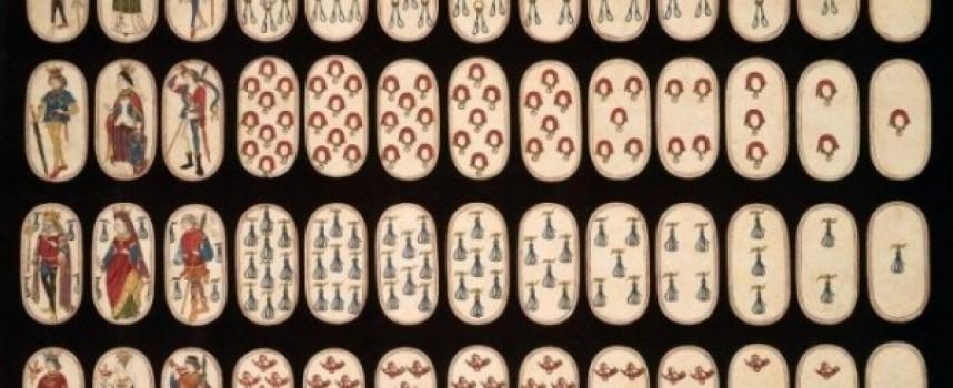 Самая старая колода карт в мире