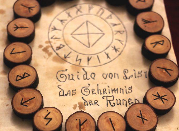 Гвидо фон Лист и его теории. Создание арманического футарка