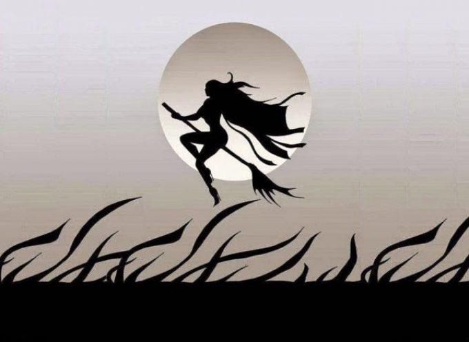 Полёт ведьмы