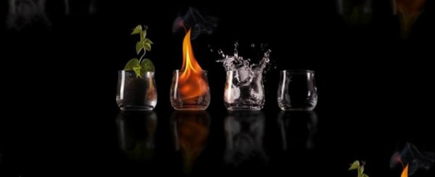 4 стихии в астрологии