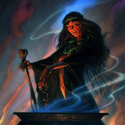 Пословицы ведьм