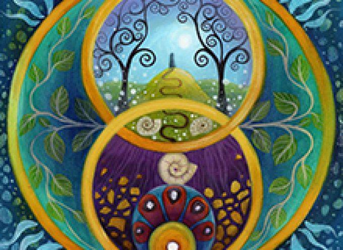 Волшебный ритуал Остары «Поворот колеса»