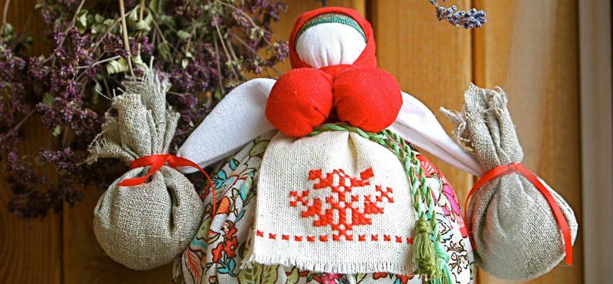 Славянские магические куклы