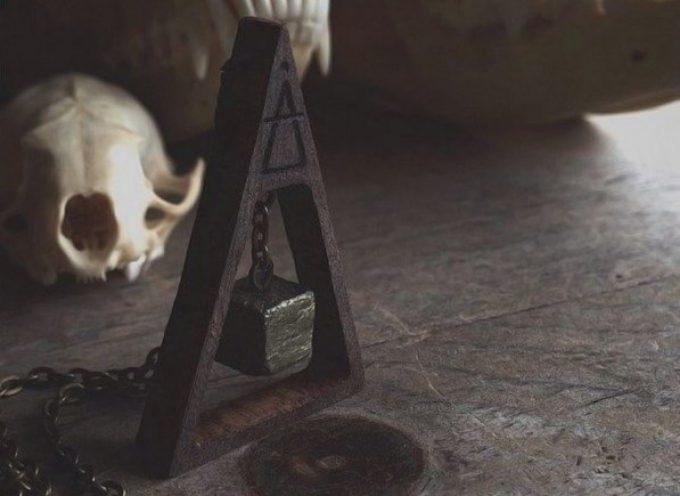 Умирание ведьмы (колдуна)