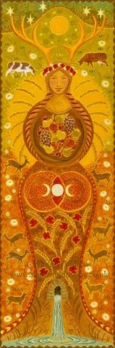 Ламмас — праздник первого дня колдовской осени. 815077e757c2