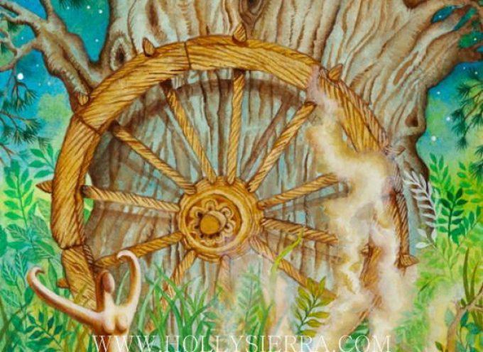 Волшебный ритуал урожая на Ламмас