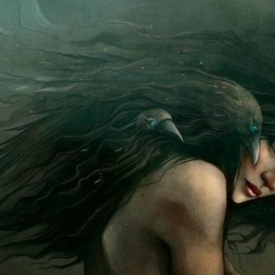 Чёрная Луна проходит смерчем по твоей жизни…