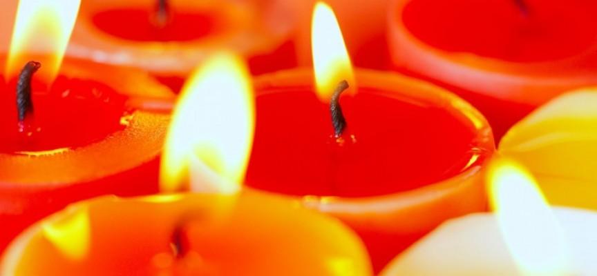 Магия цвета и огня. Свечи