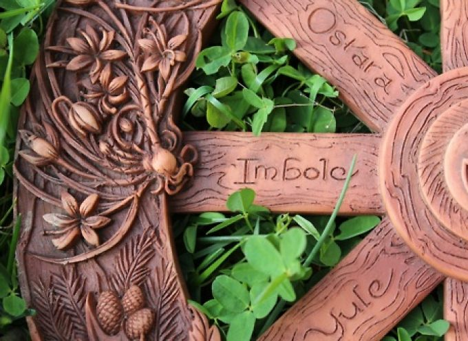 Волшебный ритуал в Имболк «На рост и процветание» + расклад + оберег