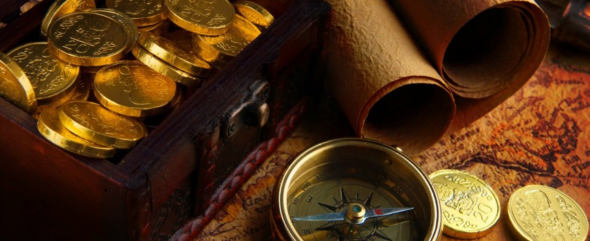 Чудна играчка «Ловим денежный поток» с 8 апреля