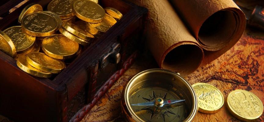 Чудна играчка «Ловим денежный поток» с 7 апреля