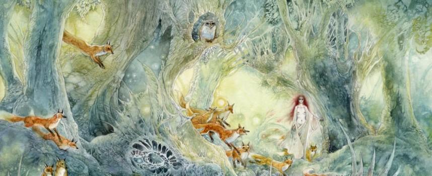 Магическое путешествие «Лисий путь к красоте» с 28 апреля