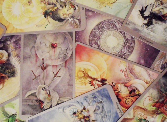 Shadowscapes Tarot  (Таро Долины Миражей)