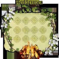 Гадание стихий «Огонь Бельтайна»
