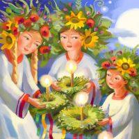 Волшебный ритуал Литы «Радость новой жизни» 20 июня