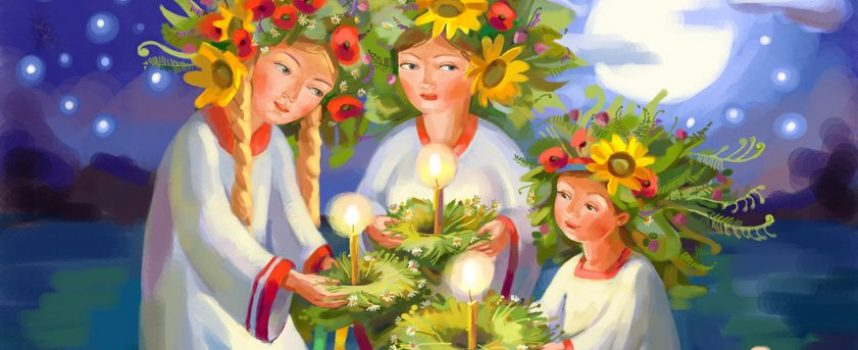 Встречаем праздник Солнца в волшебном ритуале «Радость новой жизни»