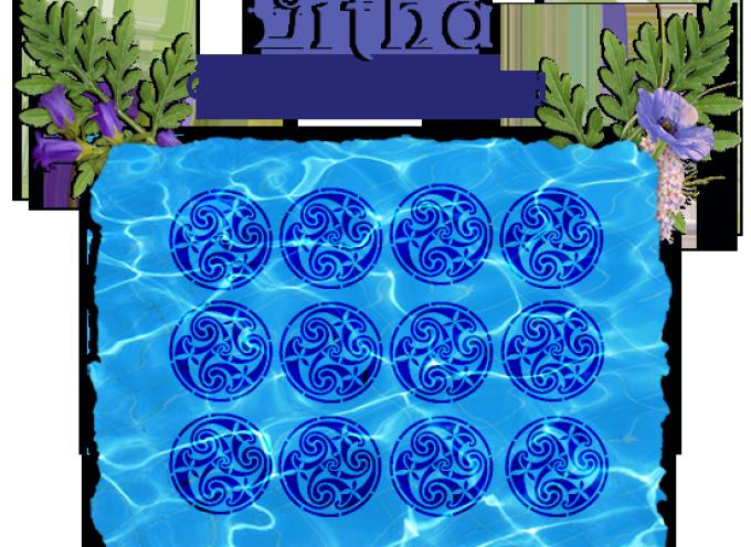 Гадание стихий «Вода Литы»