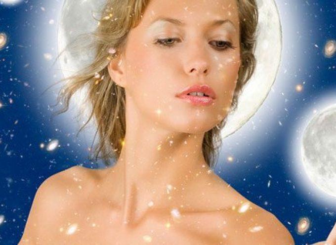 Лунное купание: практика полнолуния