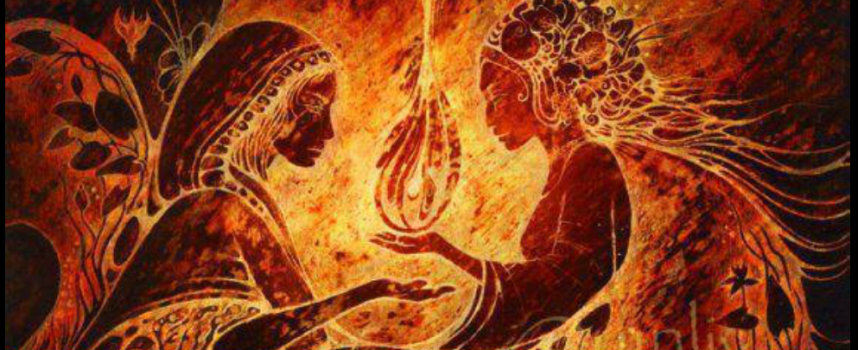 Волшебный ритуал изобилия на Мабон 23 сентября