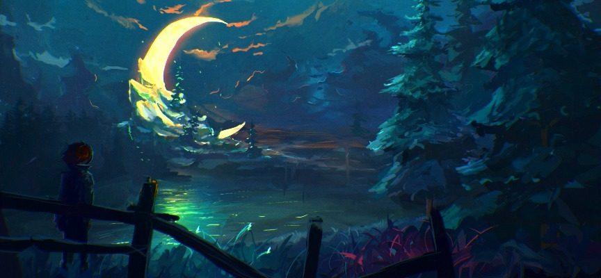 Время убывающей луны