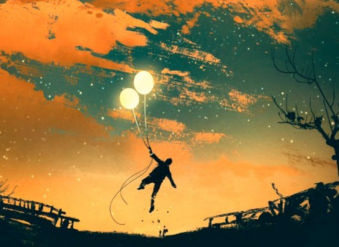 Самые удивительные вещи получаются ровно в тот момент, когда перестанешь стараться изо последних сил