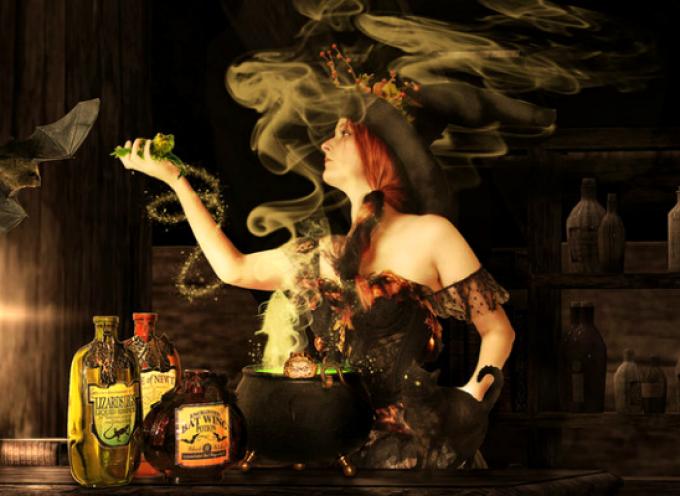 В ведьмином котле: полнолуние 16 октября