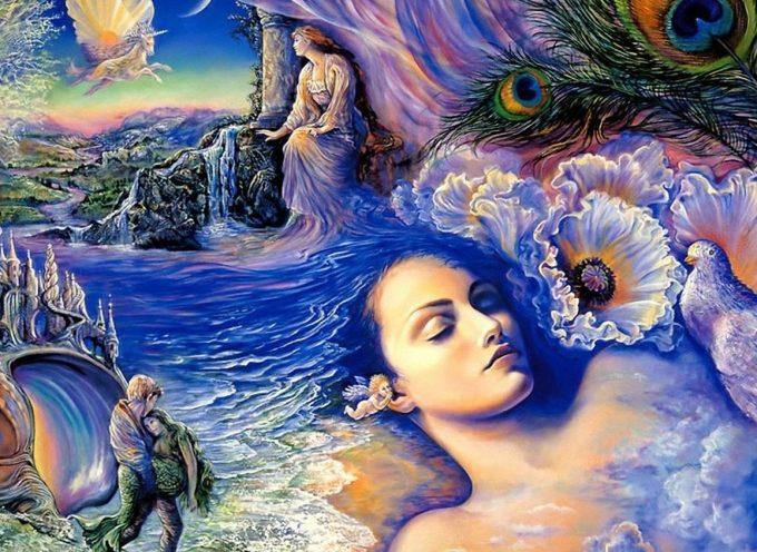 Время сна, медитации и иллюзий: прогноз на выходные 4-6 ноября
