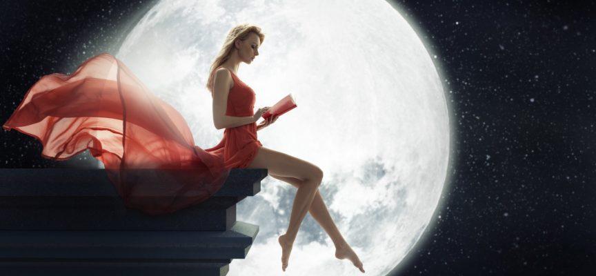 Лунная история от Шувани на месяц с 22 мая по 21 июня