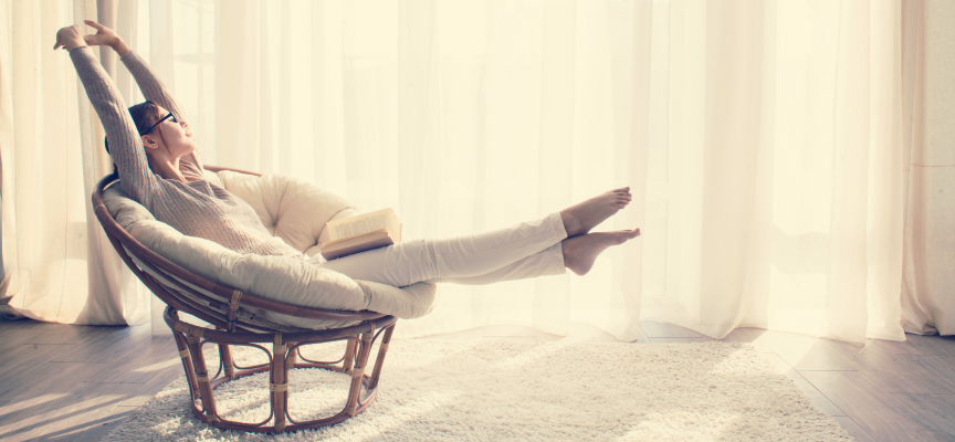 Как снять усталость и пополнить энергию