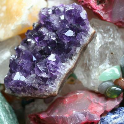 Немного про общение с камнями