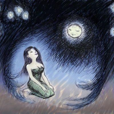 Лунная история от Шувани на месяц 28 марта — 26 апреля
