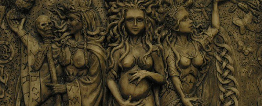ГЕКАТА – богиня ночи, мрака, колдовства