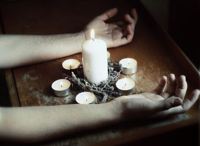 Вы домагичились, если используете для ритуалов всё, что есть под рукой