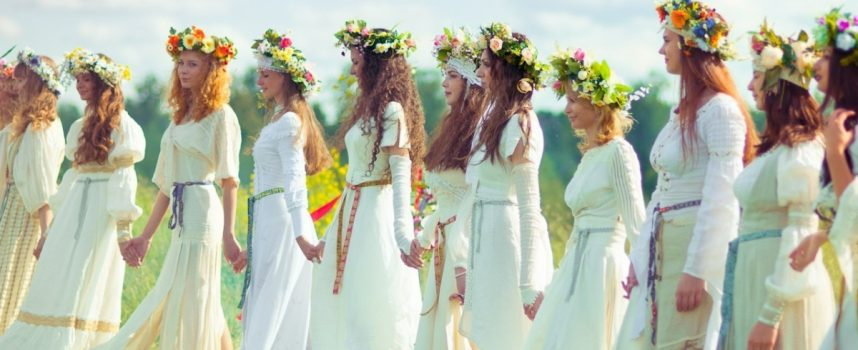 Волшебный ритуал Полнолуния 12 марта «Сила семьи»