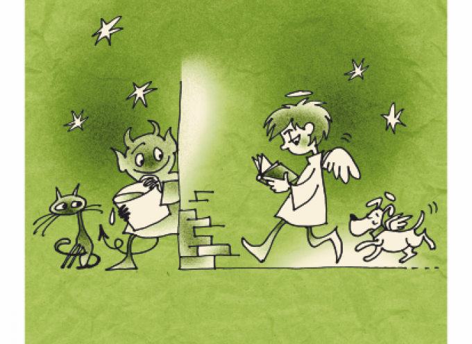 Тест-календарь Ангелов-хранителей