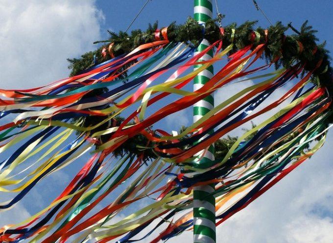 Ритуал Майского дня в северной традиции
