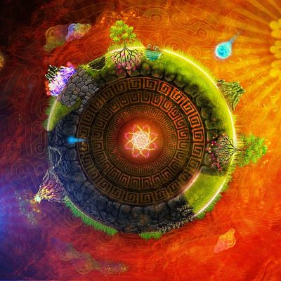 Чакры и планеты в индийской астрологии