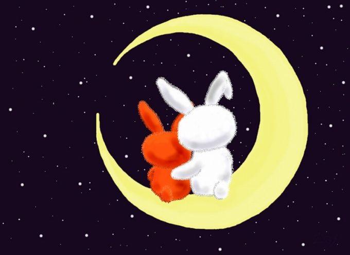 Уже завтра нас ждёт Луна Зайца!