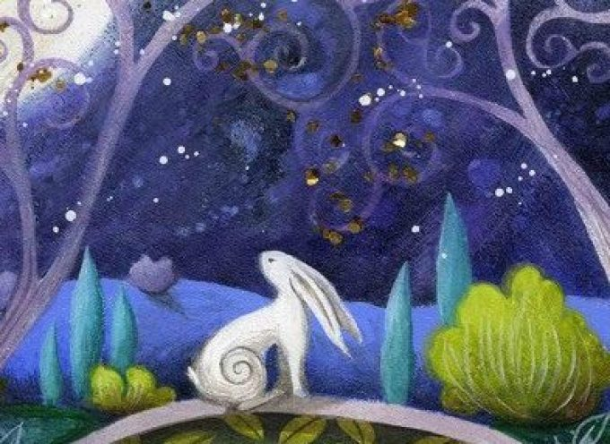 Волшебный ритуал Луны Зайца 9 апреля «На здоровье, красоту и женское счастье»