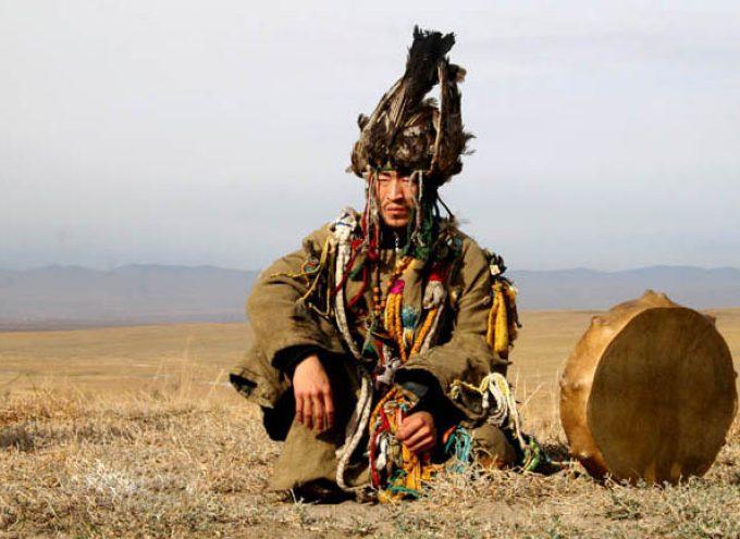 Изготовление бубна по сибирской традиции