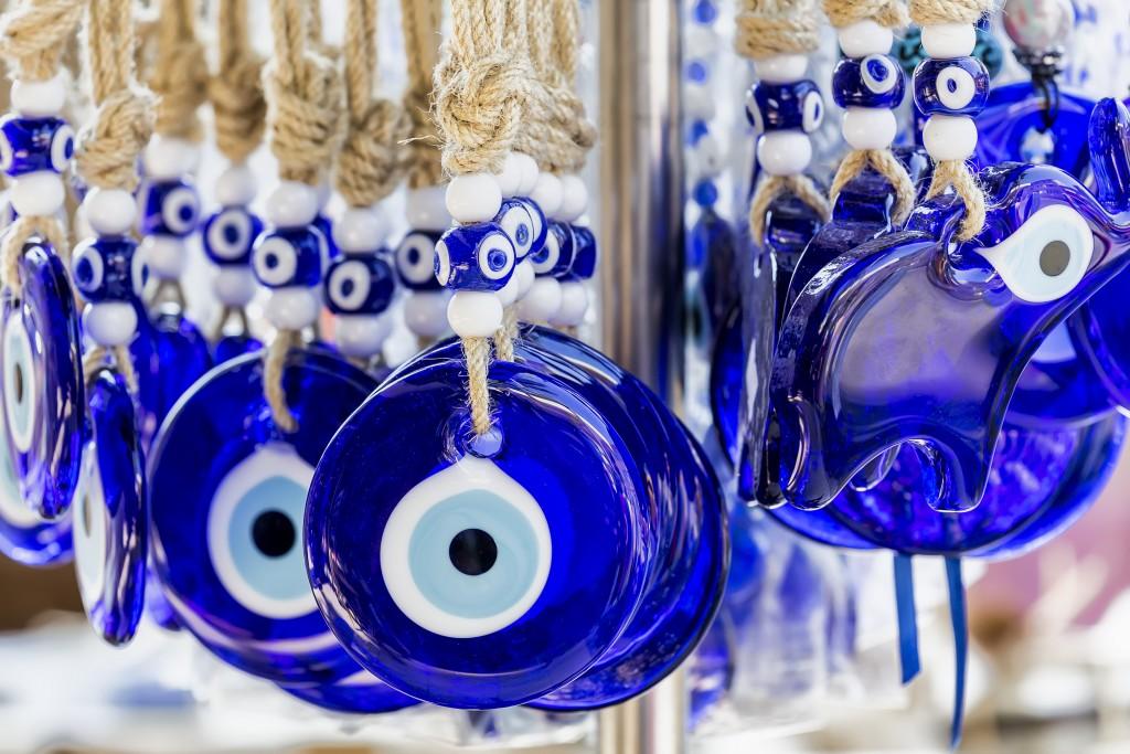 Глаз Фатимы древний оберег
