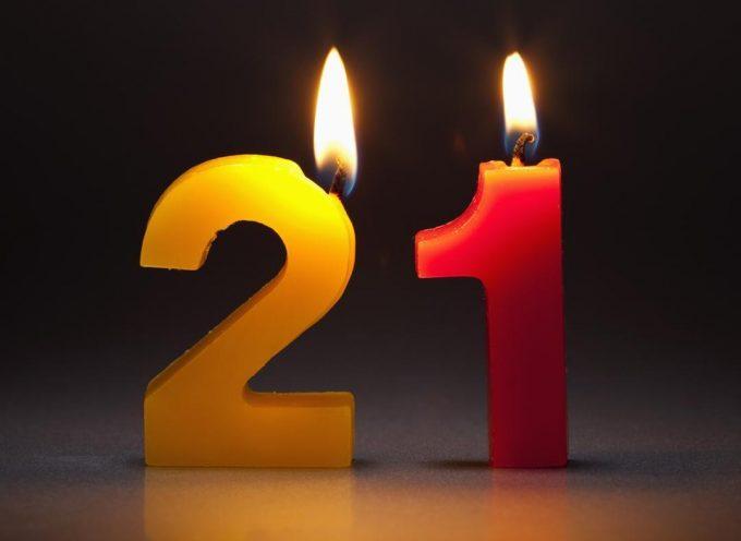 Магия числа 21 — активное стремление менять мир