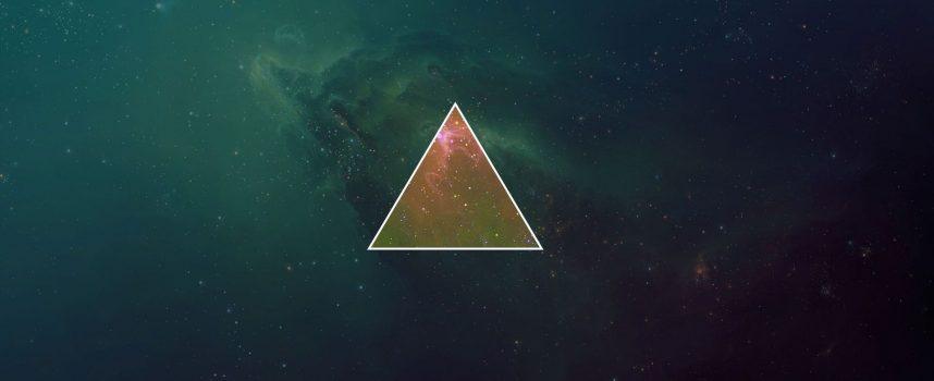 Треугольник как магический символ