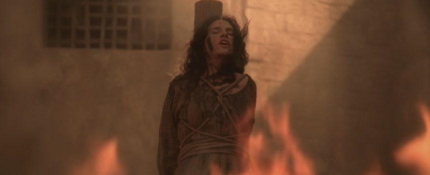Зачем раньше ведьм сжигали на костре