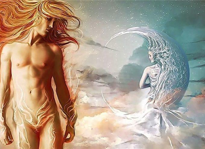 Лунные божества и символы